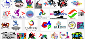 youth club silhouettes